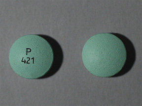 Donnatal Extentabs (atropine/hyoscyamine/phenobarbital/scopolamine) 0.0582 mg-0.3111 mg-48.6 mg-0.0195 mg