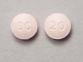 OxyContin  oxycodone  20 mgOxycontin 20 Mg